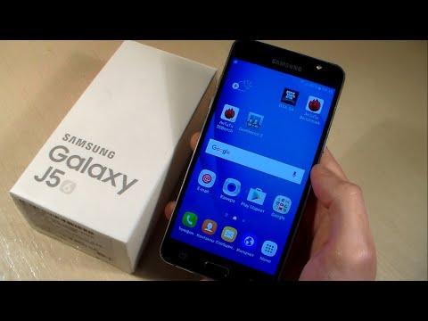 Обзор Samsung Galaxy J5 2016 (J510H)