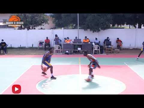 Accra Basketball League 2021: TUSK vs U.G