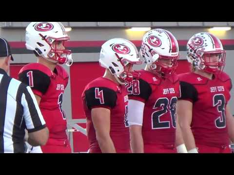 Jefferson City Jays Football 2016 vs. Rock Bridge Bruins