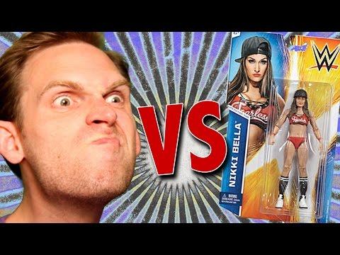 WWE Nikki Bella Figure Unboxing thumbnail