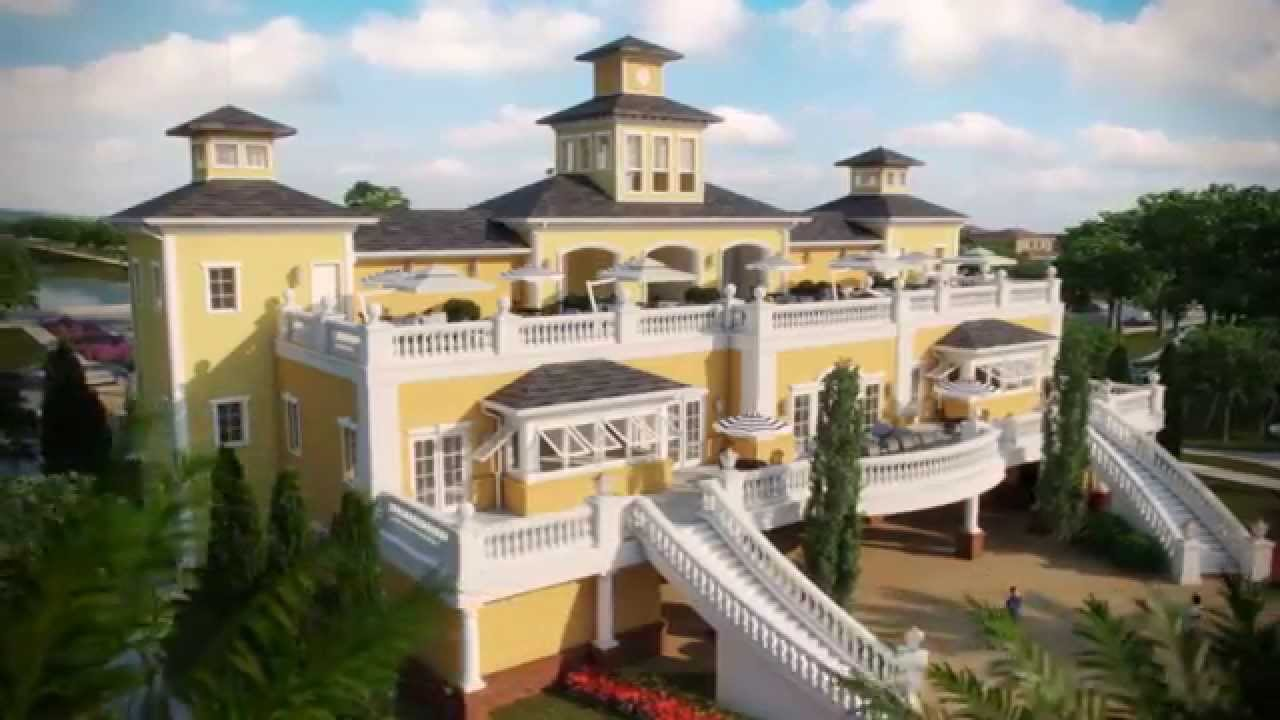 The Encore Club At Reunion Florida Official Video Resort Steve Graul Luxury Real Estate