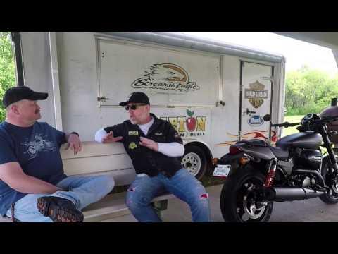 2017.5 Harley Davidson Street Rod review featuring Jason  🏍