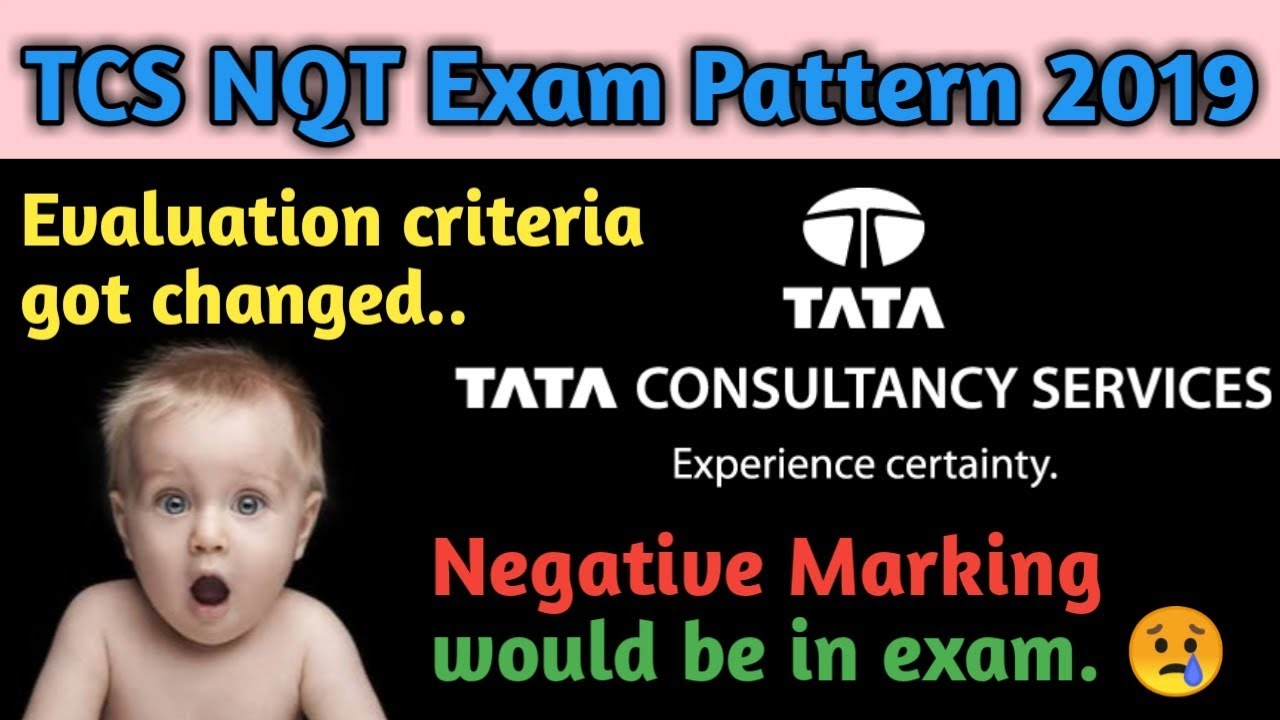 TCS NQT Updated Exam Pattern 2019   Full detailed Explanation & Analysis