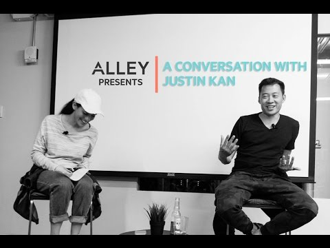 A Conversation With Justin Kan