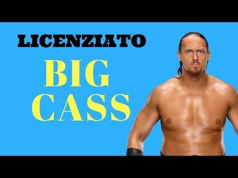 BIG CASS licenziato dalla WWE