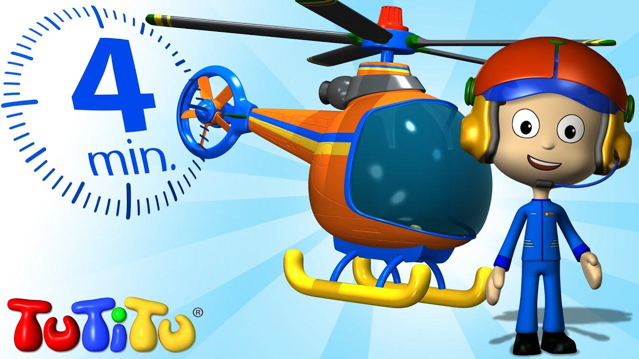 TuTiTu Specials Helicopter