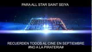 All Star Saint Seiya