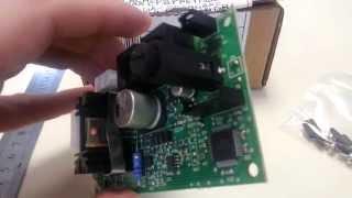 Электронная плата силовая KPE1730B для газовой печи UNOX