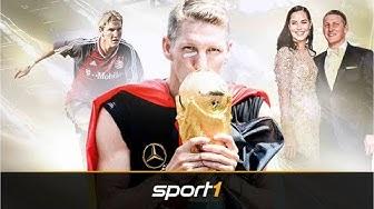 Vor Abschiedsspiel: Die Legenden-Geschichte von Bastian Schweinsteiger | SPORT1