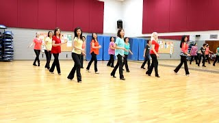 Waiting for You - Line Dance (Dance & Teach in English & 中文)