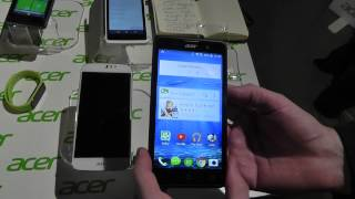 Acer - Le novità del Mobile World Congress 2015