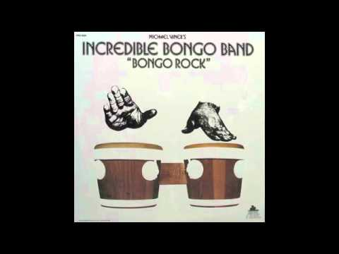 Music video Incredible Bongo Band - Sharp Nine