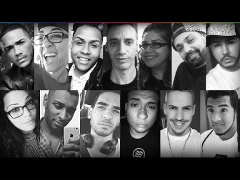 CNN emotional tribute to Orlando shooting victims