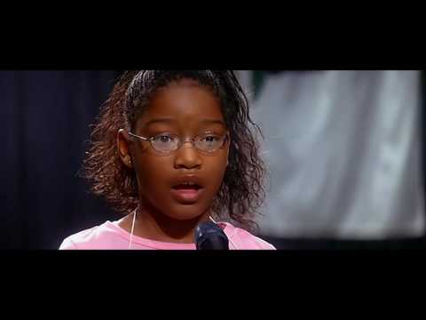 Akeelah and the Bee - Behind My Back HD