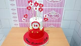 Cakes: 14th Birthday Cake Ideas Fondant Decorating - Howto & Style