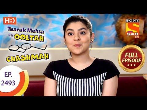Taarak Mehta Ka Ooltah Chashmah - Ep 2493 - Full Episode - 20th June, 2018 thumbnail
