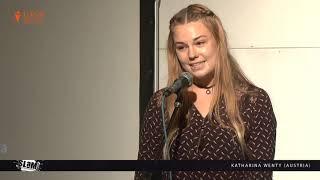 Austria - Slam Poetry European Championship Semi-Finals 1st round - Katharina Wenty