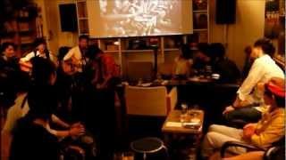 エダユウヤです。 2012年6月30日に札幌のカフェ「サーハビー」に...