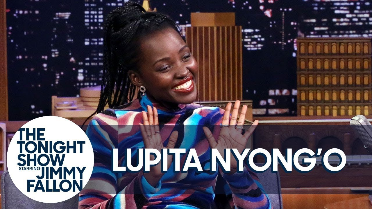 Lupita Nyong'o Captures Her Struggle with Colorism in a Children's Book