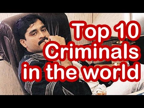 Top 10 Most Wanted Criminals In The World You Should Know