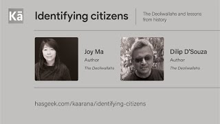 Discussion: Identity, citizenship and history - lessons for the present