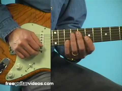 Jazz Guitar Lesson: Scott Henderson Style Line