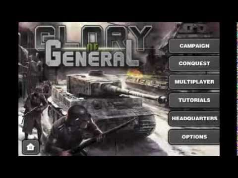 Glory of Generals intro.