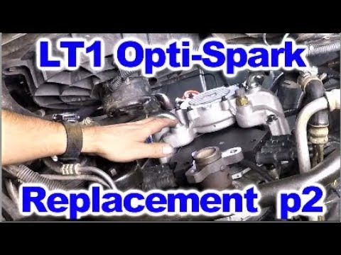 LT 1 Opti Spark Distributor and Water Pump replacement part 2