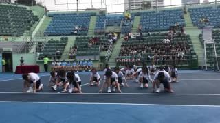 第六屆全港運動會 - 網球決賽