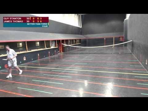 National League Division 7 - Guy Stanton vs James Thomas