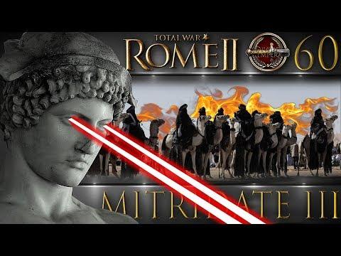 Total War: Rome II   #60 Mitridate III: L'Oro di Castore [DeI Mod HD ITA]