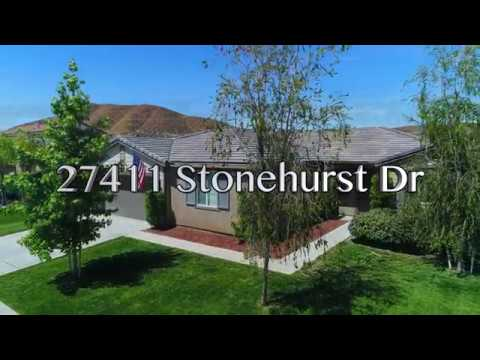 27411 Stonehurst Dr, Menifee (4K VIDEO)