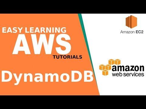 1 Introduction to Amazon DynamoDB | Amazon web services
