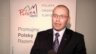 Polska kraj partnertski targów ITB Berlin 2011 - Rafał Szmytke Prezes POT
