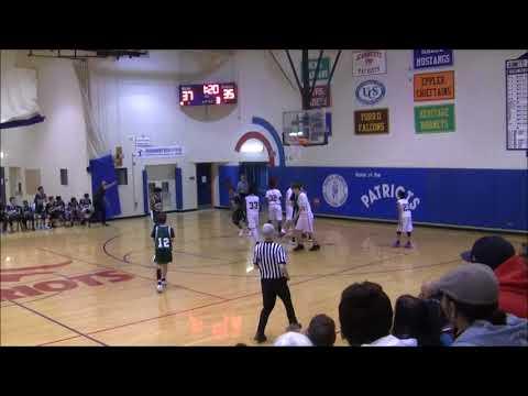 #21 Ryan Schuster  8th Grade Highlights  2022 Guard Bemis Junior HIgh School
