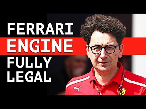 Ferrari Engine Was Always Legal - Ricciardo No Contract Yet For 2021