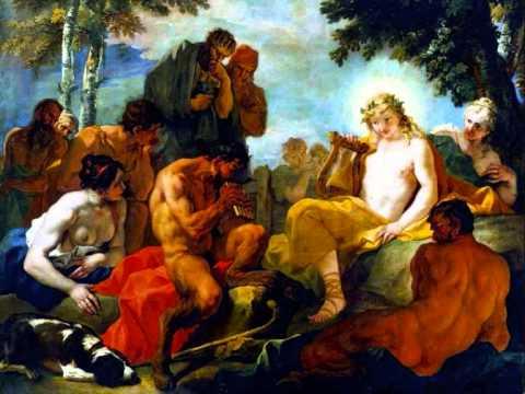 Bach - Cantate BWV 201 - Geschwinde, ihr wirbelnden Winde