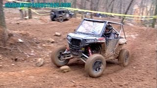 SIDE X SIDES THROW DOWN AT CHOCCOLOCCO MTN.