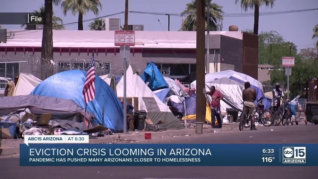 Eviction crisis looming in Arizona