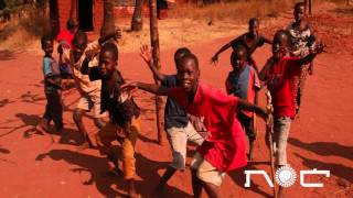 Homeboyz Muzik - African Central Soul (NIKIA SUNCHLD Mix)