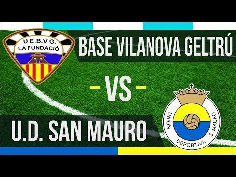 IA - JORNADA 10: Base Vilanova Geltrú - San Mauro streaming vf