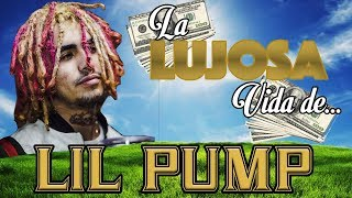 LIL PUMP - The Rich Life - NET WORTH | GUCCI GANG 2018