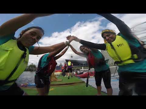 Yasmin's guide to London River Rat Race 2017
