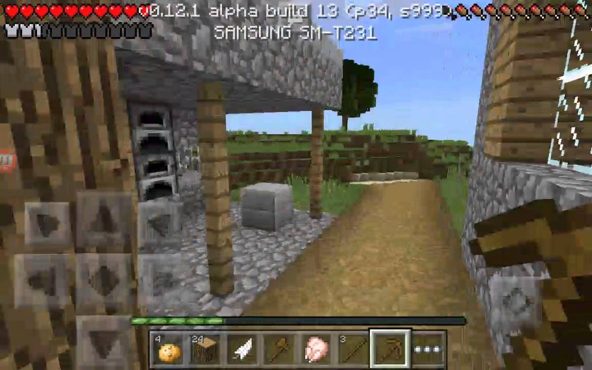 Minecraft Desa Part