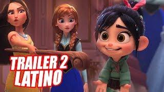 Ralph el Demoledor 2 Wifi Ralph Disney Tr iler 2 en ESPAOL LATINO