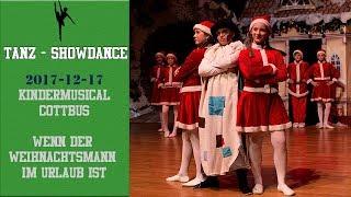 Cottbuser Kindermusical - Wenn der Weihnachtsmann im Urlaub ist (Auszug)