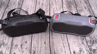 Braven Ready Prime Bluetooth Smart Speakers With True Wireless Pairing
