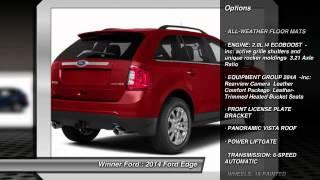 2014 Ford Edge Dover DE F1197