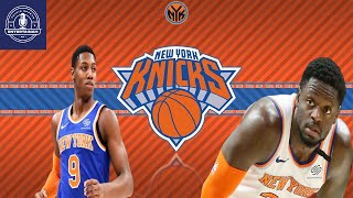 New york knicks | can the make playoffs? off to 8-8 start after beating golden state