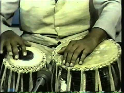 Tabla- Lesson 12- Kaidas #4 of Teen Taal